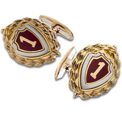 "GM53A-111. Buy Gourji Cufflinks ""First Class Specialist"" in the online store of men's accessories and luxury gifts Gourji.ru"